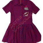 Платье короткий рукав для девочки Best Baby Kas Kids (2)