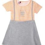 Платье короткий рукав для девочки Princess Wanex