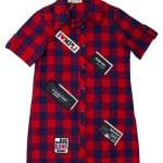 Рубашка короткий рукав для девочки Эмблемы