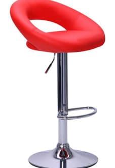 Барный стул Valeri красный (1)