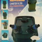 Фильтр для аквариума Dophin C-700