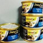 Gimcat ShinyCat с тунцом 70 г