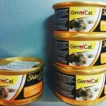 Gimcat ShinyCat с тунцом и курицей 70 г