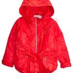 Куртка осенне-весенняя для девочки Строчки Арт. 19-ВД-14