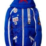 Куртка осенне-весенняя для мальчика Эмблемы Scorpian Арт. 251