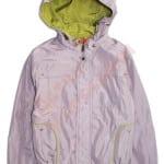 Куртка осенне-весенняя для мальчика Зелёные вставки RM Арт. А-857