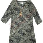 Платье нарядное для девочки Цепочка с ключиком Lucky Life Арт. 2110