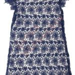 Платье нарядное для девочки Жемчуг на горловине Lucky Life Арт. 1926