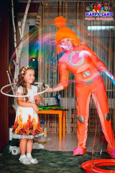 Аниматоры на детский праздник г. Мелитополь
