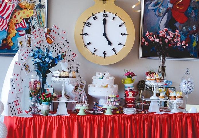 Алиса в стране чудес сценарий праздника для взрослых