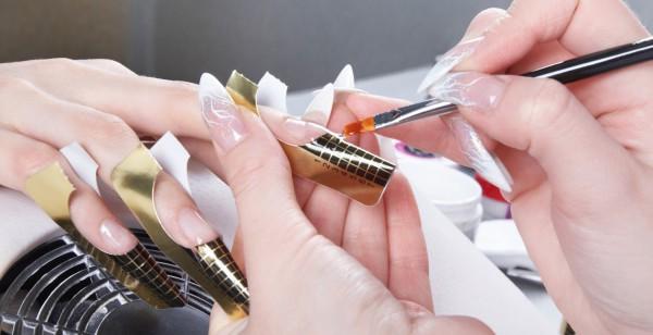 наращивание ногтей мелитополь