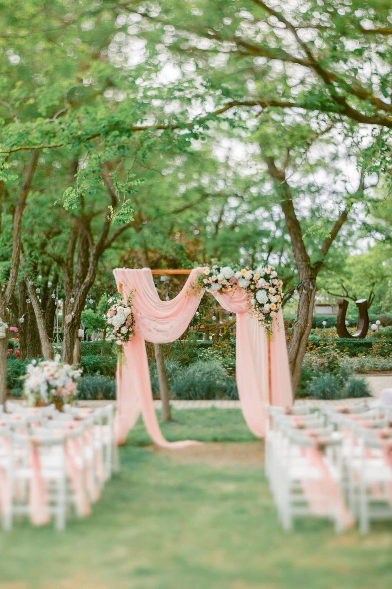 Пионовая свадьба оформление фото