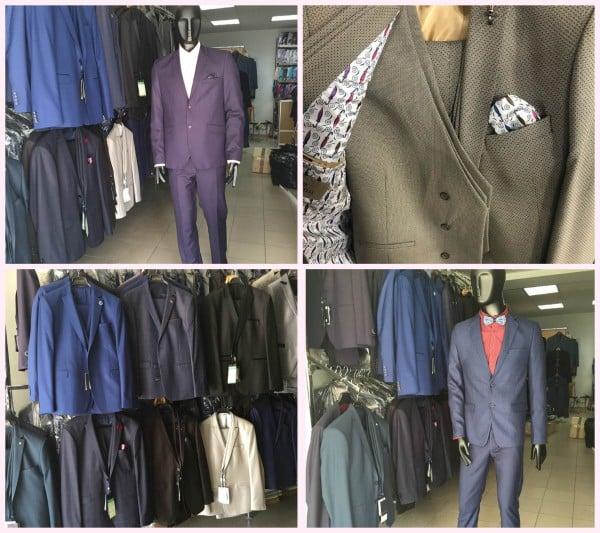 Магазин мужской одежды Роман