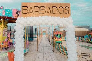 Пляжный клуб «Барбадос» в Кирилловке