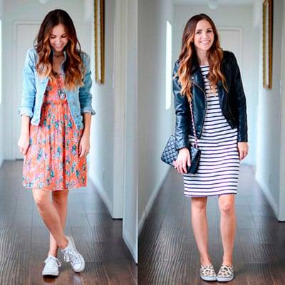 Как комбинировать одежду по цветовой гамме