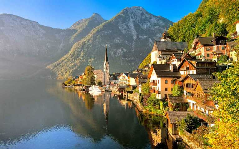 Автобусный тур Австрия