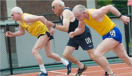 спорт, когда тебе за 50