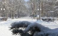 Мелитополь зимой-23