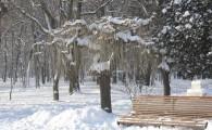 Мелитополь зимой-25