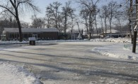 Мелитополь зимой-41