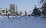 Мелитополь зимой-47