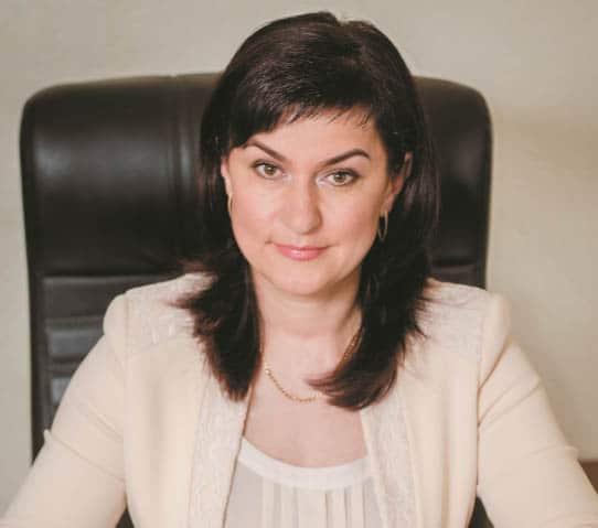 Оксана Колтунова