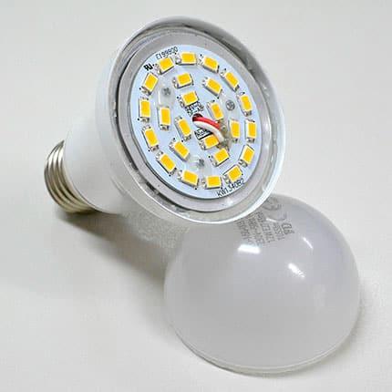 Диммируемая LED лампа для вашего дома