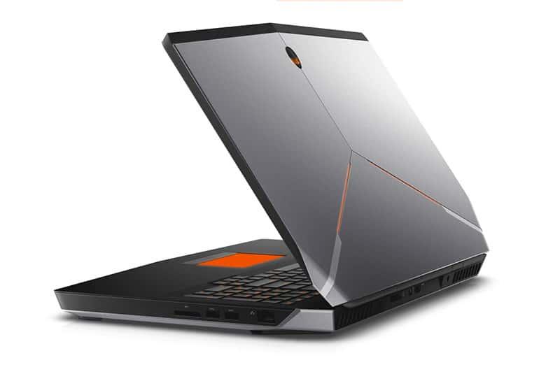 геймерский ноутбук Alienware
