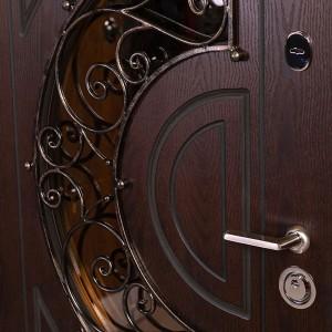 """Двері з полімерними панелями від магазину """"Сезам"""""""