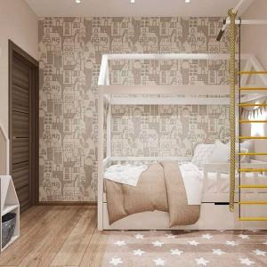 """Дитяча кімната """"Городок"""" від студії Art-Buro"""