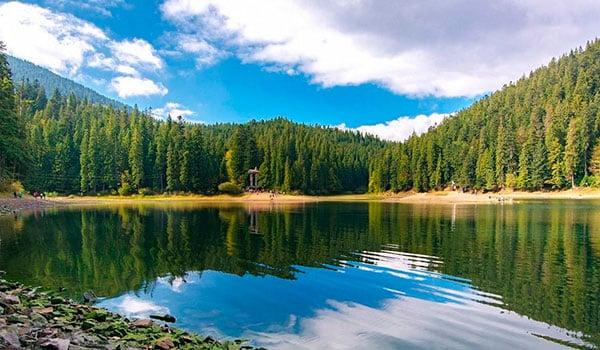 Отдых в горах: расслабление и оздоровление