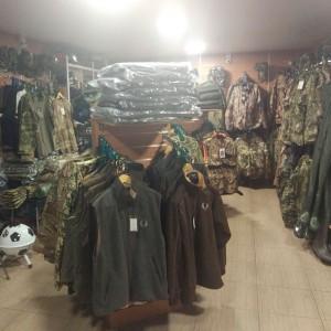 Нова колекція теплого одягу в магазині «Охота»