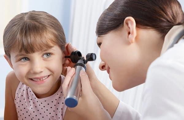 детский врач лор