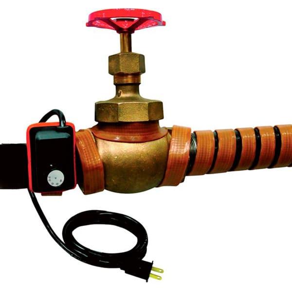 Оборудование для обогрева труб