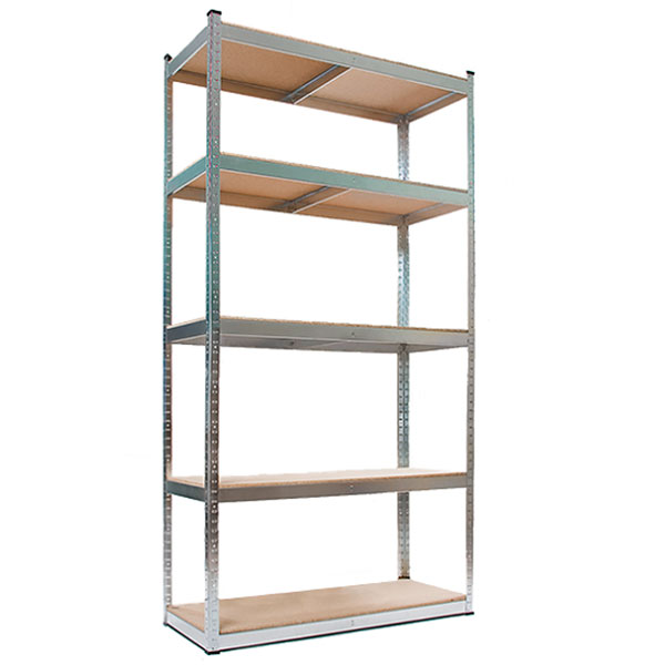 Металлические стеллажи для склада и преимущества их использования