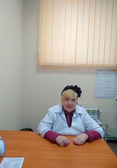 Терапевт Изотова Т.А.