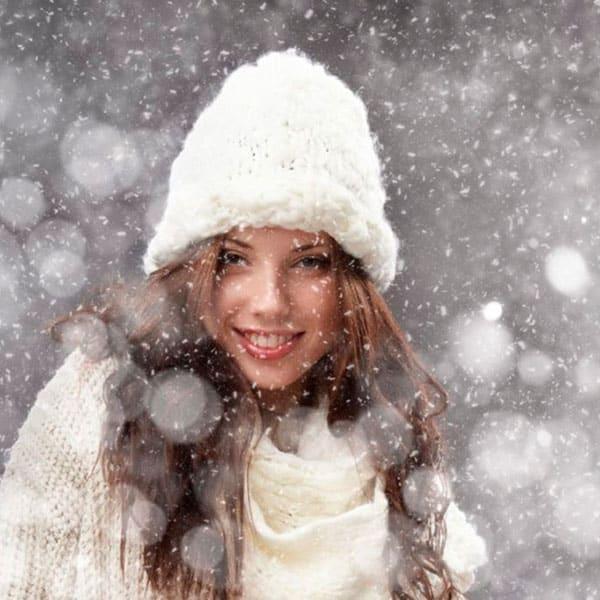 Обличчя, руки та волосся: краса й здоров'я взимку
