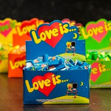 Love is – любовь на любой вкус