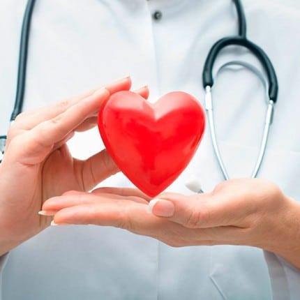 Прийом веде дитячий кардіолог