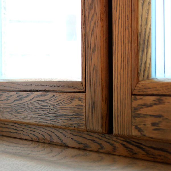 Дерев'яні вікна: позитивні та негативні моменти