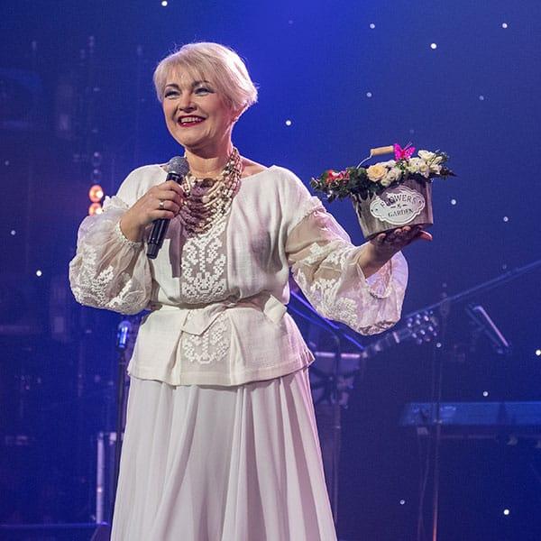 Оксана Пекун: «Мелітопольщина славиться талантами і піснями»