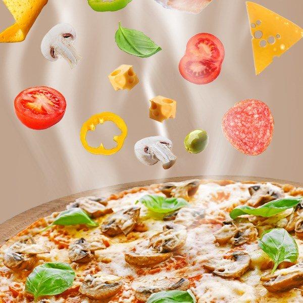 Сам собі конструктор піци