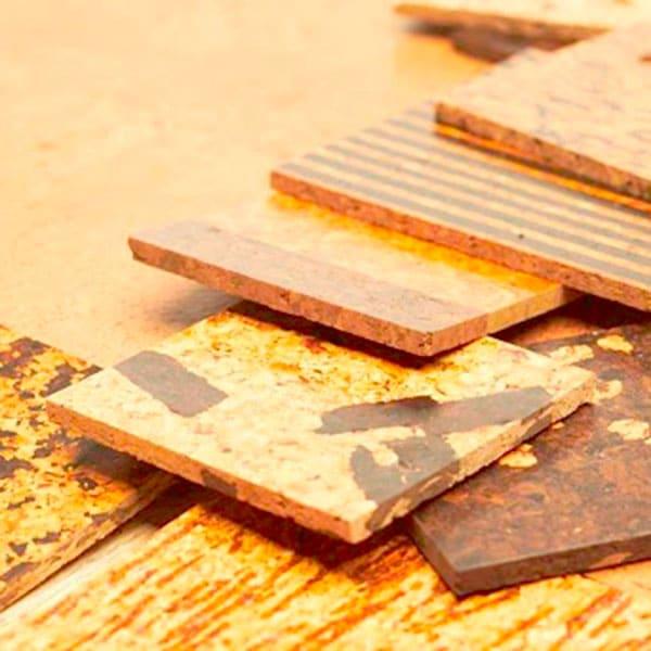Пробка на полу или особенности пробкового покрытия