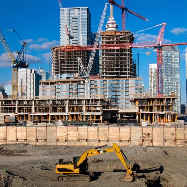 НЭСАУ – развитие строительной отрасли без тормозов