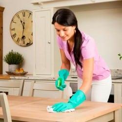 Как обойтись минимумом чистящих средств для дома
