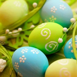 Крашанки, писанки, драпанки й крапанки – варіанти підготовки великодніх яєць