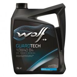 Моторное масло Wolf Guardtech B4 10W-406: в чем особенности