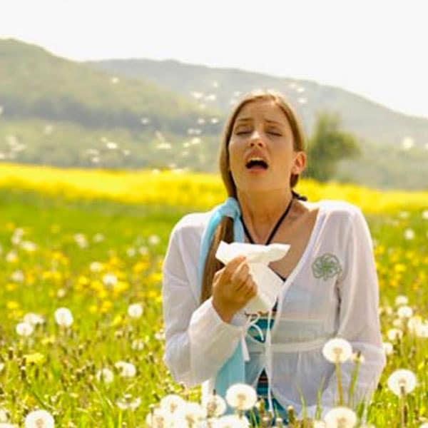 Алергічна весна